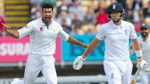 England v Pakistan: Joe Root falls early as tourists start well