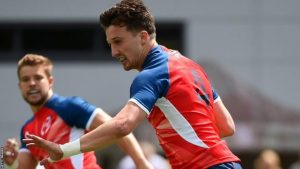 Rio 2016 Olympics: Alex Davis forced out of GB Rugby Sevens squad through injury