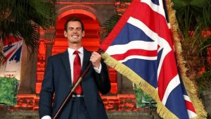 Carrying flag number one moment of my career – Murray