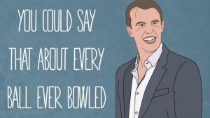 Pint-sized TMS: Lost spectators as England take control