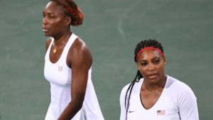 Rio Olympics 2016: Serena & Venus Williams lose in doubles