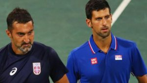 Rio Olympics 2016: Novak Djokovic and Nenad Zimonjic beaten in men's doubles