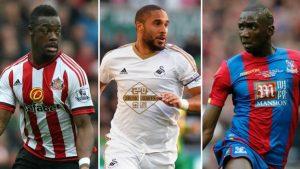 Everton target Yannick Bolasie & Lamine Kone as Ashley Williams deal nears
