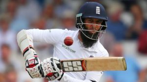 England v Pakistan: Moeen Ali century leads hosts recovery in fourth Test