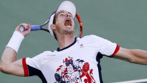 Rio Olympics 2016: Andy Murray reaches quarter-finals but Johanna Konta is out