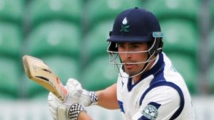 Will Rhodes: Essex sign Yorkshire all-rounder on loan until the end of the season