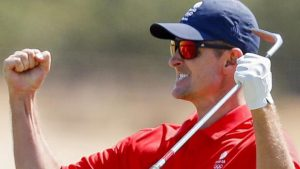 Rio Olympics 2016: Britain's Justin Rose leads after third round