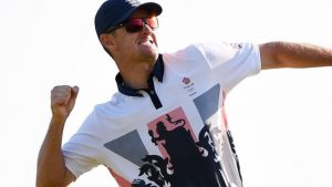 Rio Olympics 2016: Justin Rose best shots in final round