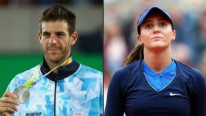 US Open: Juan Martin del Potro and Laura Robson given wildcards