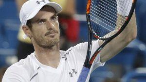 Andy Murray into round three in Cincinnati Masters