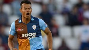 Shiv Thakor: Derbyshire all-rounder to miss rest of season with back injury