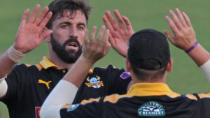 One-Day Cup: Yorkshire edge out Kent by 11 runs in quarter-final