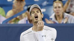 Cincinnati Masters: Andy Murray into last eight, Johanna Konta beaten
