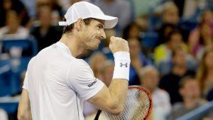 Murray reaches Cincinnati final after 22nd win in row