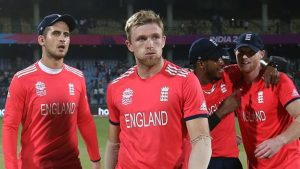 England v Pakistan: David Willey out of ODI squad with hand injury
