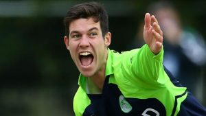 Ireland: Spinner George Dockrell returns to squad