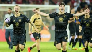 'Not pretty but Celtic get the job done'