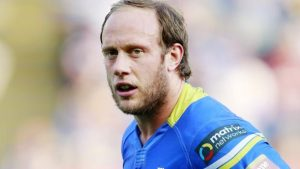 Challenge Cup final: Warrington captain Chris Hill on plumbing and Wembley