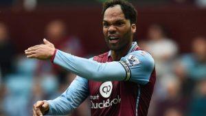 Joleon Lescott: Aston Villa defender joins Greek side AEK Athens