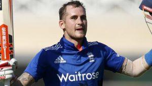 England v Pakistan: Alex Hales was not aware of record-breaking ODI score