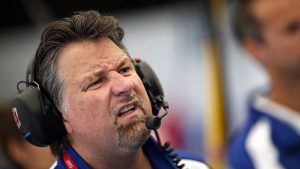 Watch Michael Andretti make the worst pun in IndyCar history