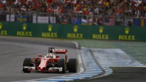 Ferrari F1 CEO 'not satisfied' with 2016 performance