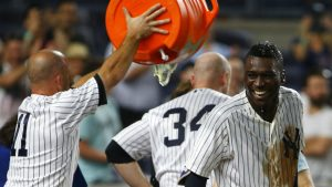 WATCH: Yankees successfully steal home on back-end of double steal