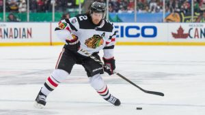 Blackhawks' Duncan Keith drops out of World Cup, Canada adds Blues' Bouwmeester