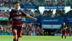 Lionel Messi wins UEFA Goal of the Season for his brilliant goal vs. Roma