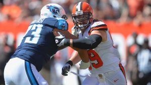 Sources: Ex-Browns LB Kruger going with Saints