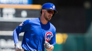 Cubs slugger Kris Bryant is starting to pull away in NL MVP race