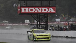 Justin Marks gets first NASCAR Xfinity victory for Chevrolet at Mid-Ohio