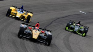 Texas Motor Speedway backing the blue with free IndyCar race admission to police, first responders