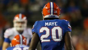 Top NFL Draft Prospects: Gators' secondary in good hands with Marcus Maye