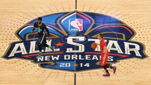 Report: N.O. replaces Charlotte as NBA ASG site