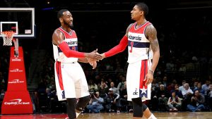 Wiz's Wall, Beal try to get past on-court 'dislike'