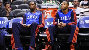 Westbrook on Durant's exit: Found out 'like y'all'