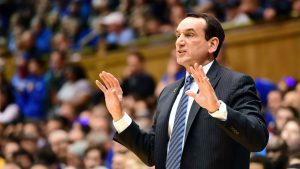 Coach K to Team USA: Relish OIympic experience