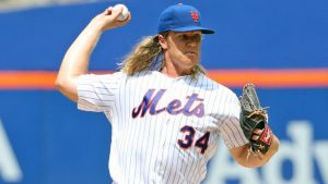 LOOK: Noah Syndergaard is taking a stand against a crowd favorite