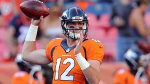 Bet on Paxton Lynch starting before other rookie QBs, more NFL notes