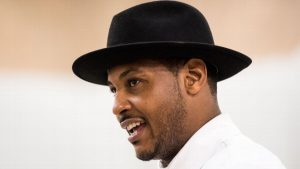 The world should know Carmelo Anthony is also Afro-Latino and Puerto Rican