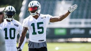 Jets have a new punter, and his name is Brandon Marshall — heads up!