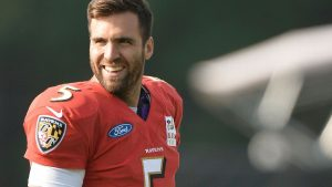 What ACL tear? Joe Flacco impresses eight months after injury