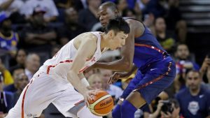 Is Zhou Qi ready for the NBA?
