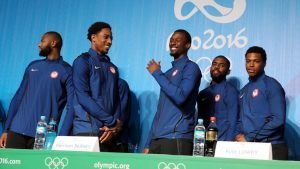 Olympic betting returns to Las Vegas