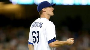 Even in defeat, Dodgers seeing more from Ross Stripling
