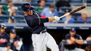 Indians' Brandon Guyer has been a hit this season