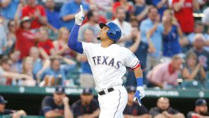 Rangers hoping taking chance on Carlos Gomez pays off