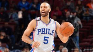 Marshall traded to Jazz by Sixers, then waived
