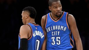 Thunder fan petitions to have name of Oklahoma town changed from Durant to Westbrook